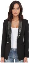 Philipp Plein Studded Blazer Women's Jacket
