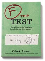 Chronicle Books F This Test