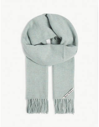 Acne Studios Canada New scarf