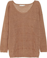 Kain Label Raine linen-blend sweater