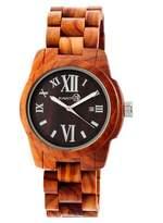 Earth Men's Wristwatch Red