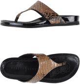 Rebeca Sanver Toe strap sandals