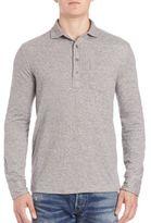 Polo Ralph Lauren Long Sleeve Heathered T-Shirt