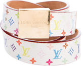 Louis Vuitton Multicolore Monogram Waist Belt