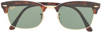 Ray-Ban D-frame sunglasses
