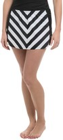 Longitude All-Lined-Up Skirt Cover-Up (For Women)