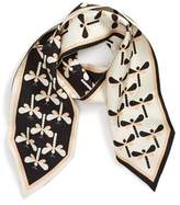 Tory Burch Women's Dragonfly Silk Necktie