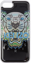 Kenzo Black and Blue Limited Edition Northern Lights Tiger iPhone 7 Case