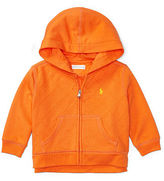 Ralph Lauren Quilted French Terry Hoodie