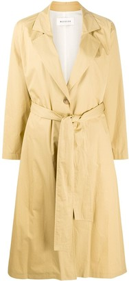 Masscob Belted Trench Coat