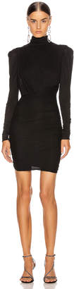 Isabel Marant Jisola Dress in Black | FWRD
