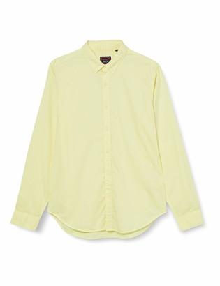 Superdry Men's Classic Twill Lite L/s Shirt Casual