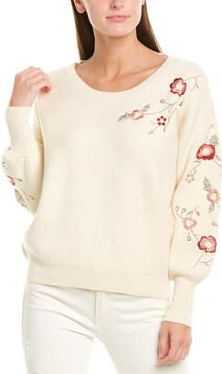 Matty M Embroidered Sweater