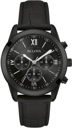 Bulova Men's Quartz Dress Watch, 42mm