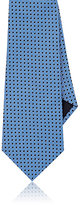 Giorgio Armani Men's Dot-Pattern Silk Necktie