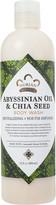 Nubian Heritage Abyssinian & Chia Cream Oil Body Wash