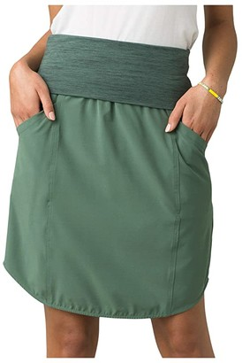Prana Buffy Skirt (Black) Women's Skirt