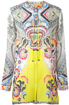 Etro paisley tunic - women - Silk - 42