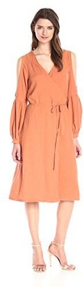 Somedays Lovin Women's Bohemia Cold Shoulder Kimono
