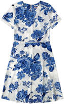 Cath Kidston Porchester Rose Mono Tea Dress