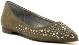GUESS Volted Studded Flat
