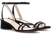 Marc Jacobs Suede sandals