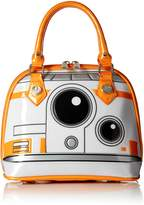 Loungefly Star Wars BB8 Dome Bag Top Handle Bag