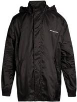 Balenciaga Logo-print Lightweight Jacket