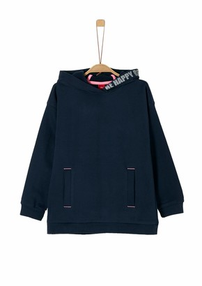 S'Oliver Girl's 66.911.41.2277 Sweatshirt