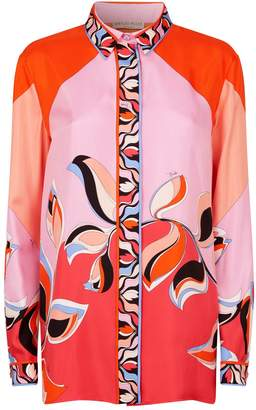 Emilio Pucci Long Sleeved Shirt