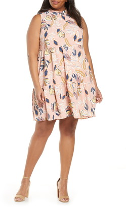 Gibson x The Motherchic Lakeshore Tiered Dress