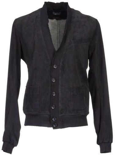 Macchia J Leather outerwear