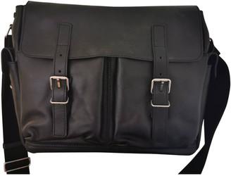 Saint Laurent Black Leather Bags