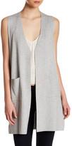 Dex Drape Knit Vest
