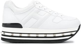 Hogan H534 platform sneakers