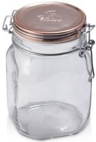 Bormioli 17-Oz. Fido Jar with Metal Lid