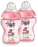 Tommee Tippee Closer to Nature® 9-Ounce Deco Baby Bottle in Pink