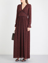 MICHAEL Michael Kors Floral chiffon maxi dress