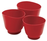 Norpro Silicone Bowls (Set of 3)