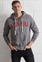 Tailgate Nebraska Zip Hoodie