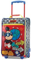 Disney Disney's Mickey Mouse 18-Inch Kids Luggage by American Tourister