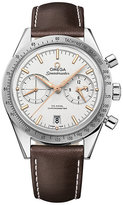 Omega Speedmaster '57 men's stainless steel strap watch
