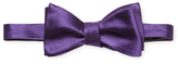 Ben Sherman Silk Solid Self Tie Bow Tie