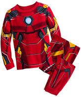 Disney Iron Man Costume PJ PALS Set for Boys