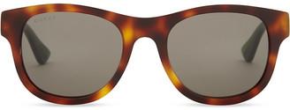 Gucci Gg0003s square-frame sunglasses
