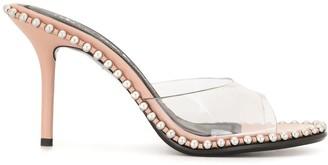 Alexander Wang Pearl Studded Sandals