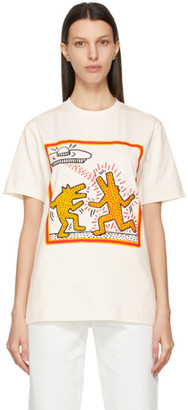 Études Off-White Keith Haring Edition Wonder Dancing Dogs T-Shirt