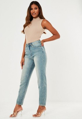 Missguided Highwaisted Mom Jeans