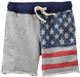 Osh Kosh Boys 4-7x Patriotic French Terry Shorts