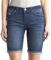 Rock & Republic Women's Kristy Flag Bermuda Jean Shorts